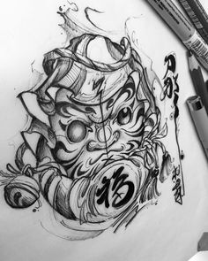 I simply adore the shades, lines, and fine detail. This is an excellent choice if you really want a Asian Tattoos, Back Tattoos, Body Art Tattoos, Sleeve Tattoos, Tattoos For Guys, Japanese Tattoos For Men, Japanese Tattoo Art, Japanese Tattoo Designs, Japanese Art