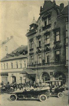 Elbogen - Hotel Weißes Roß