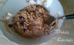 Owsianka na 3 sposoby - Dietetic Lifestyle