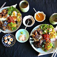 japaenese bento menu redone