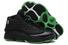 "f4173b17816 Buy Mens Air Jordan 13 ""Altitude"" Black Altitude Green For Sale Top Deals  from Reliable Mens Air Jordan 13 ""Altitude"" Black Altitude Green For Sale  Top ..."