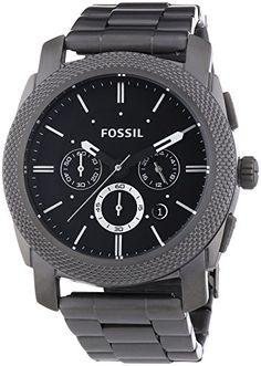 Sale Preis: Fossil Herren-Armbanduhr Dress Smoke Ip Quarz Analog FS4662. Gutscheine & Coole Geschenke für Frauen, Männer und Freunde. Kaufen bei http://coolegeschenkideen.de/fossil-herren-armbanduhr-dress-smoke-ip-quarz-analog-fs4662
