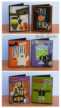 Quick & Easy Card Set with Frankie and Friends | Simple Stories