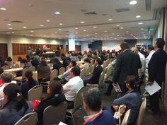España, país invitado al congreso de Ozonoterapia realizado hace ya días atrás.