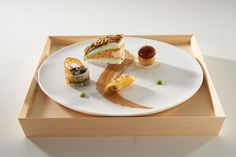 Bocuse D'or - Japan - fish plate