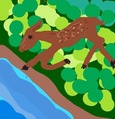 Fawn in DrawSomething