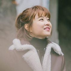 Little angel 😇 😇 😇 Thanks to owner image. Park Bo Young, Korean Actresses, Korean Actors, Actors & Actresses, Park Hyung Sik, Strong Girls, Strong Women, Korean Drama, Korean Celebrities
