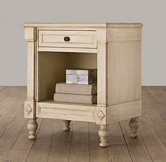 Fontaine Nightstand | Nightstands & Side Tables | Restoration Hardware Baby & Child