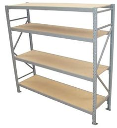 Long span shelving is among the most sought-after shelving options today. It is flexible and sturdy.