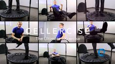Q Sciences Cellerciser Ultimate David Hall Exerciser 10 min Rebounder workout anywhere – story Rebounder Workout, Lymphatic System, Muscle Tone, Fitness Diet, Fitness Motivation, Want To Lose Weight, Way Of Life, Rebounding, Health And Wellbeing