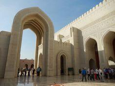#Muscat-Sultan #Qaboos #Moschee #Oman