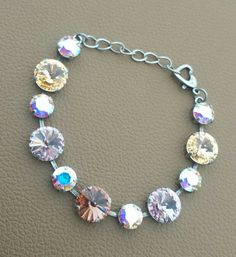 Check out this item in my Etsy shop https://www.etsy.com/listing/491347615/candy-bracelet