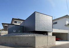 有限会社Kaデザイン | 「 宮城のガレージハウス 」一般住宅設計/山本健太郎 | 東京都 | 建築家WEB