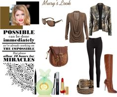 """""""@Elena Murillo - cowgirl!"""" by murihel85 ❤ liked on Polyvore"""