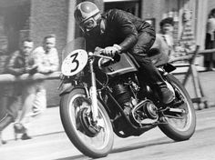 Matchless racer old motorcycle vintage
