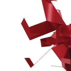 Brand #PALLUCCO Product #GLOW #RED Designer #ENRICOFRANZOLINI #MADEINITALY