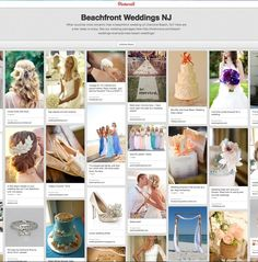 Not sure if your business should be on Pinterest? Ideas for pins going stale? Less than thrilling businesses can still do well on Pinterest. For a beachfront hotel in NJ we have a board dedicated to Beachfront Weddings, Beach Wear, Stay Fit While Traveling, Discounts and Contests, and Guest Reviews.