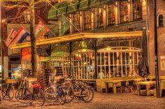 Eetcafé de Beurs in de stad Meppel Drenthe