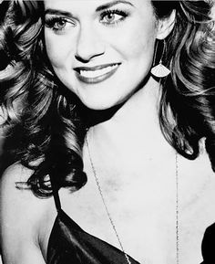 Hilarie Burton | One Tree Hill  She is probably my favorite character in this show