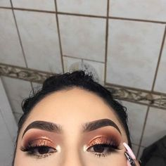 Exceptional Makeup goals info are offered on our site. look at this and you will not be sorry you did. Eye Makeup, Makeup On Fleek, Kiss Makeup, Prom Makeup, Hair Makeup, Makeup 2018, Makeup Goals, Makeup Inspo, Makeup Inspiration
