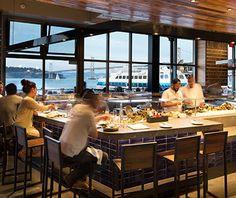 Best Oyster Bars in America: Hog Island Oyster Company, San Francisco 1 Ferry Building  San Francisco, CA, 94111
