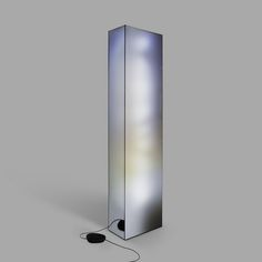 Mirror :Light diffusing plexiglas, solid surface, transparent film, one-way smoked mirror, LEDs. Galerie BSL edition of 8 + 4 AP.      19. Naturoscopie III by mrechopark, via Flickr
