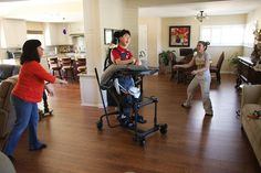 Destined To Be Caregivers: James and Judy Lee let cameras into their home to document their life with their 16-year-old son, Justin, who was born with Cerebral Palsy http://www.capradio.org/news/the-view-from-here/2014/05/09/who-cares/destined-to-be-caregivers/