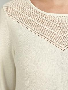 Buy Somerset by Alice Temperley Pointelle Knit Jumper | John Lewis