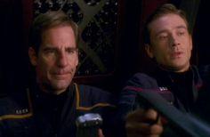 """Enterprise - """"Broken Bow"""" Season 1 Episode 1 & 2"""