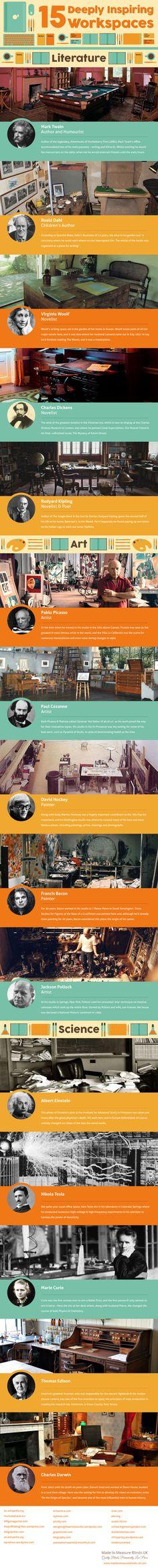 Inspiring-workspaces