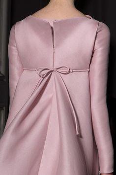 Valentino Details HC S'13    Raw silk bliss