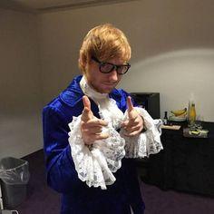 Happy birthday Ed! #redheads