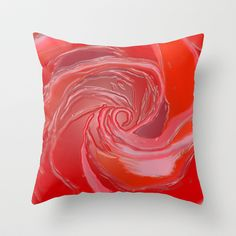 Just a Rose Throw Pillow cover by Ramon Martinez Jr - $20.00
