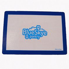 Blue Skye Pantry Premium Silicone Baking Mathigh Quality 16  X 11 Half Sheet
