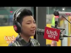 Thinking Out Loud by Darren Espanto in Wish FM! - YouTube
