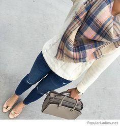 blue-jeans-white-sweater-and-accessories