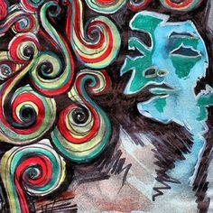 Colors spirals