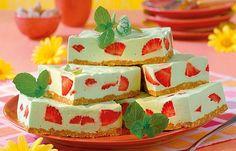 Waldmeister-Erdbeer-Torte - Diese sommerlichen Torten schmecken herrlich…