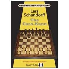 Grandmaster Repertoire: The Caro-Kann - Lars Schandorff Chess Books, Coming Of Age, Period Dramas, All About Time, Times, 1960s, Netflix, Queens, American