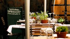 Bistrot Bizerca, Heritage square, Cape Town - great French bistro