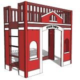 Absolutely tons of FREE patterns & instructions for kids' loft beds, doll furniture, household cabinets, tables, storage...and lots more. Be sure & check this site out,
