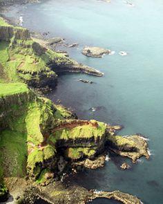 Rathlin Island Coastline (this August!)
