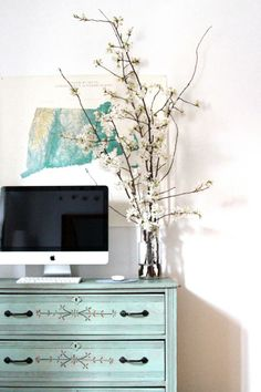 Bringing blooming branches indoors is easy with help from this tutorial on how to care for and arrange them.