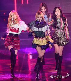 [PRESS] 170222 BLACKPINK @ 6th Gaon Chart Music Awards