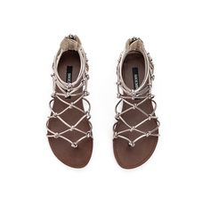 Susan Flats....what a perfect name for some awesome sandals :)