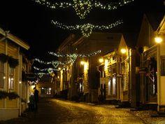 Porvoo, Finland - Christmas time. Finland, Christmas Time, Europe, Architecture, Design, Travel, Arquitetura, Architecture Design