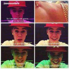 He's so cute lol