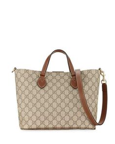 ab315b469913 Eden Small GG Supreme Tote Bag by Gucci at Neiman Marcus Small Tote Bags,  Louis
