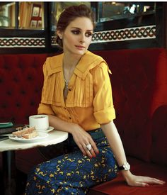 La Dolce Vita: Closet Confidential: Olivia Palermo in Tatler