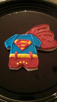 Superman cookie